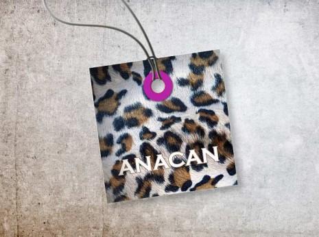 ANACAN / diseño de etiquetas para productos