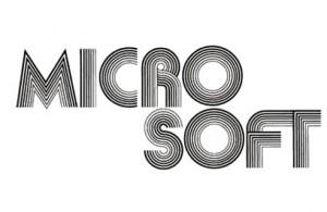 Diseño de logotipo de Microsoft