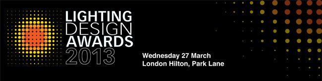 Lighting Design Awards 2013