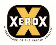 Logotipo Xerox
