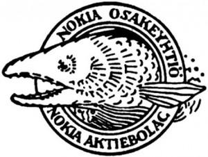 Logotipo original de Nokia