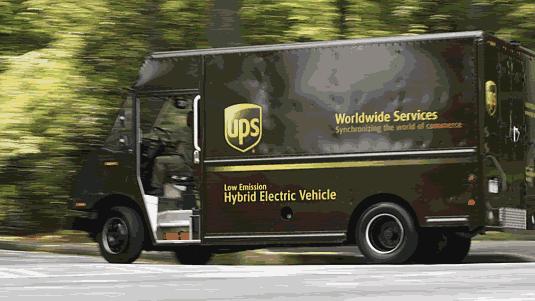 UPS utiliza marrón para evocar sentimientos de sencillez y honestidad