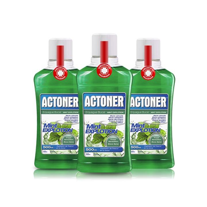 Diseño y fotografías publicitarias para Actoner Mint Explotion -  Briseis