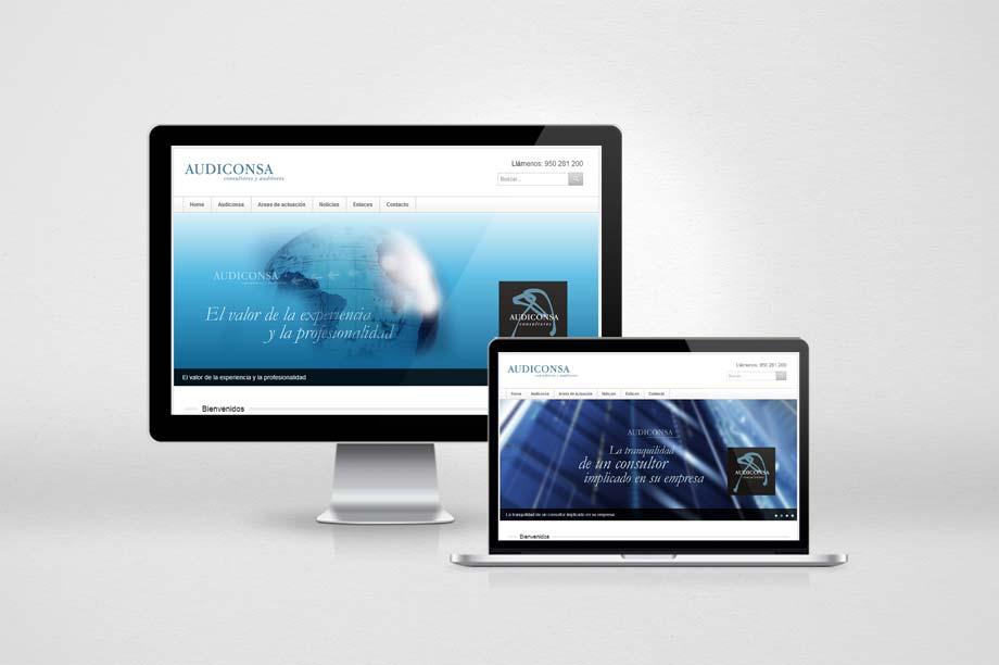 Diseño de sitio web/blog