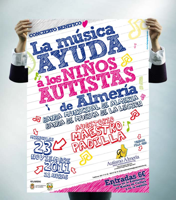 Diseño publicitario / poster