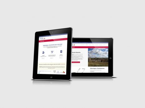 Diseño web mobile para Ayuntamiento Fuentelencina