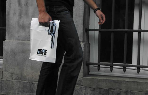Crimen ASPE Historias Bag (Imagen: Duval Guillaume)