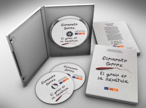 Diseño de portada para dvd, caja dvd e impresión de dvd