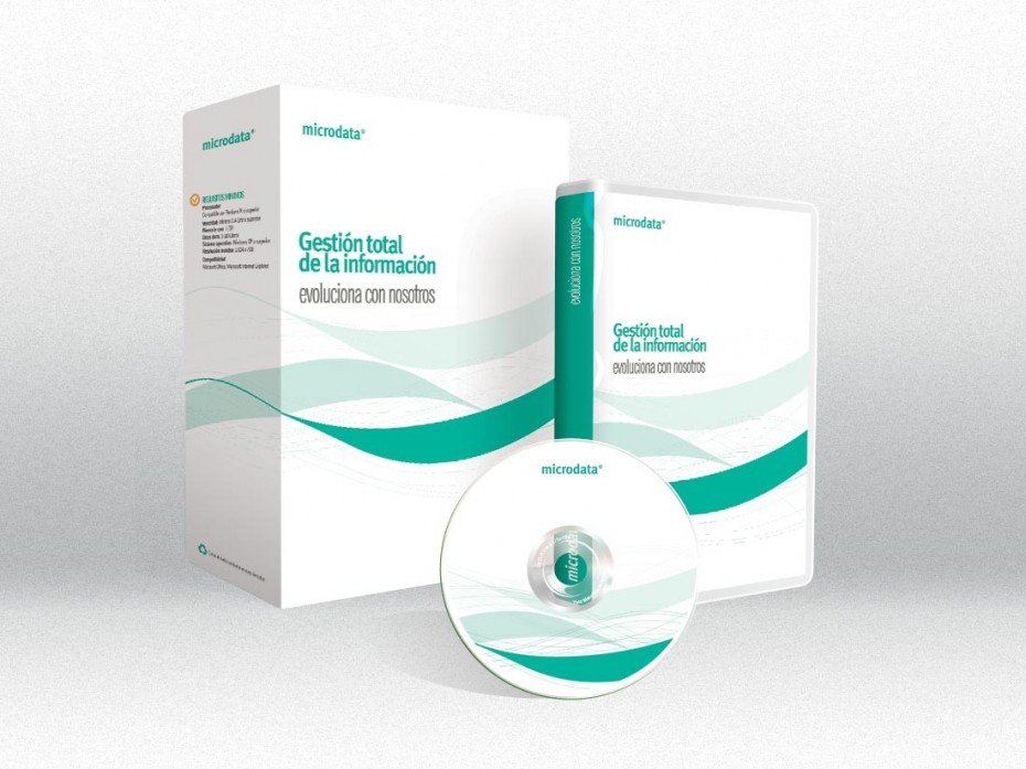 Packaging / caja cd dvd