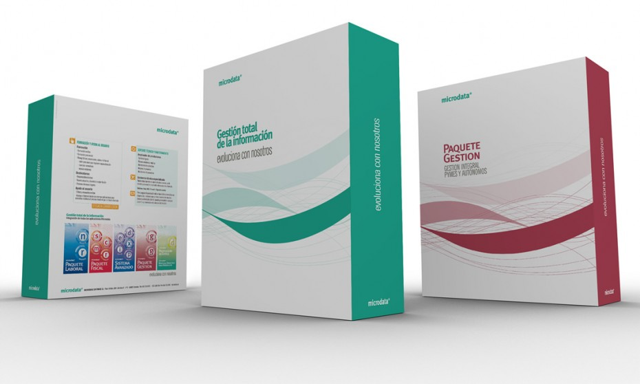 Packaging / caja software