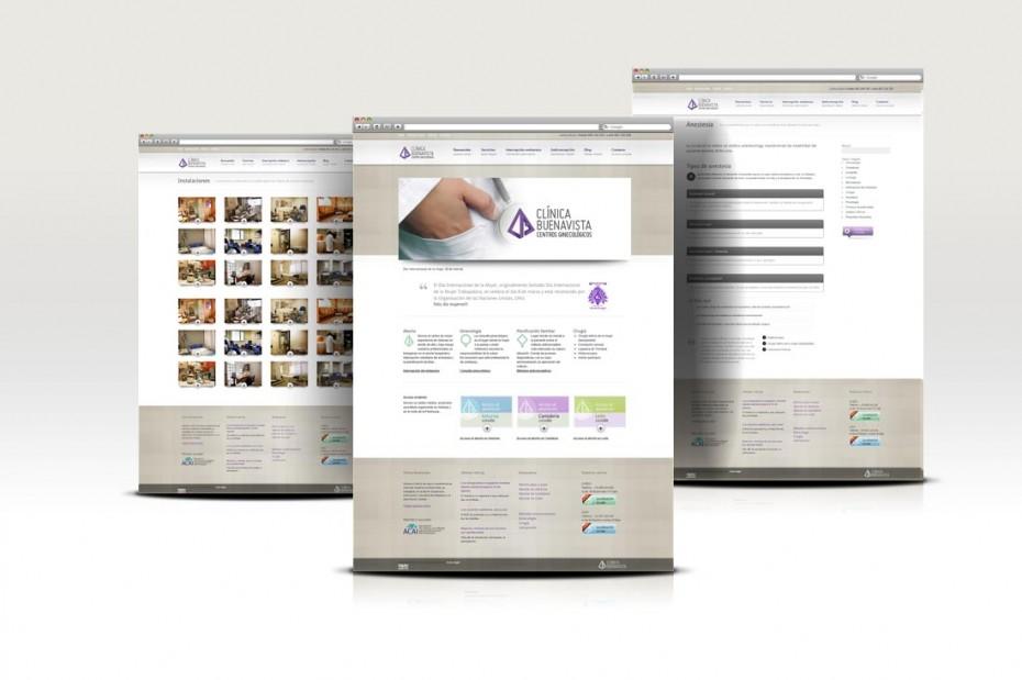 Páginas internas diseño web 2.0