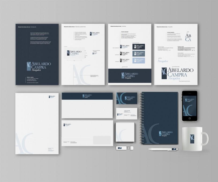 Creación de imagen corporativa / Aplicaciones