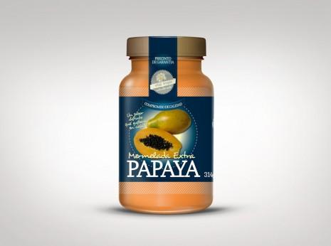 Packaging / diseño de envase para mermeladas