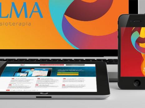 Alma fisioterapia / adaptación imagen a terminales móviles