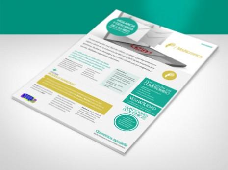Diseño editorial / Marketing directo