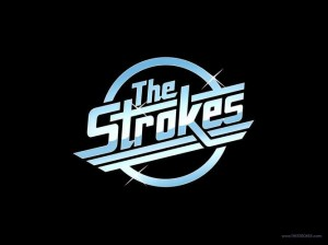 logotipo The Strokes
