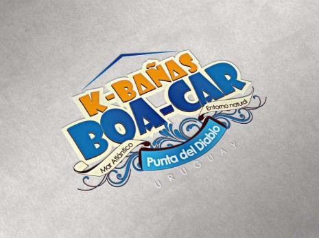 Boa-Car / Diseño de logotipo