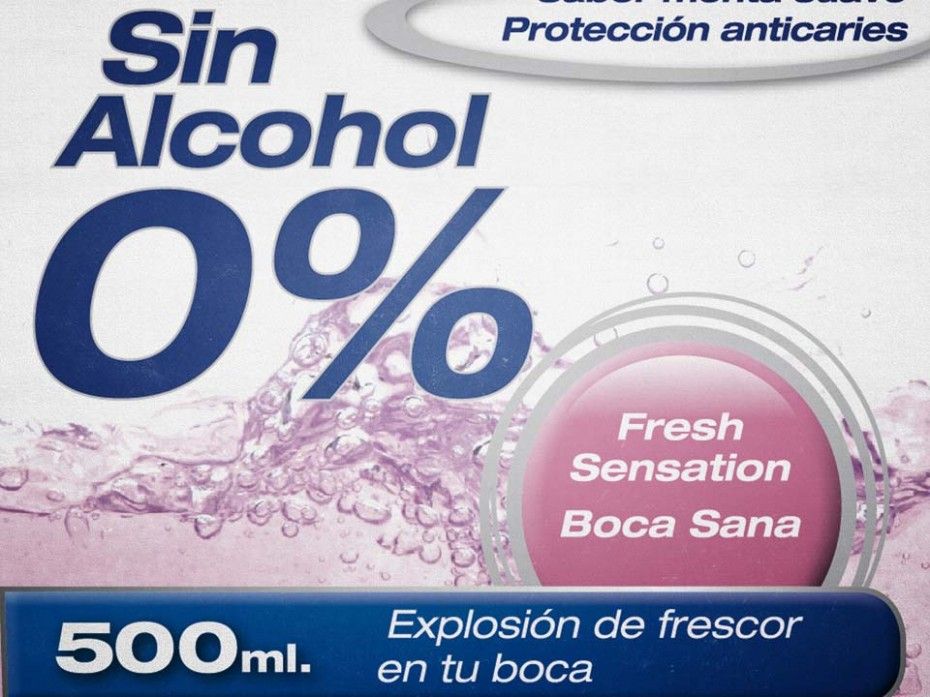 Diseño de etiquetas Actoner Sin Alcohol - Briseis