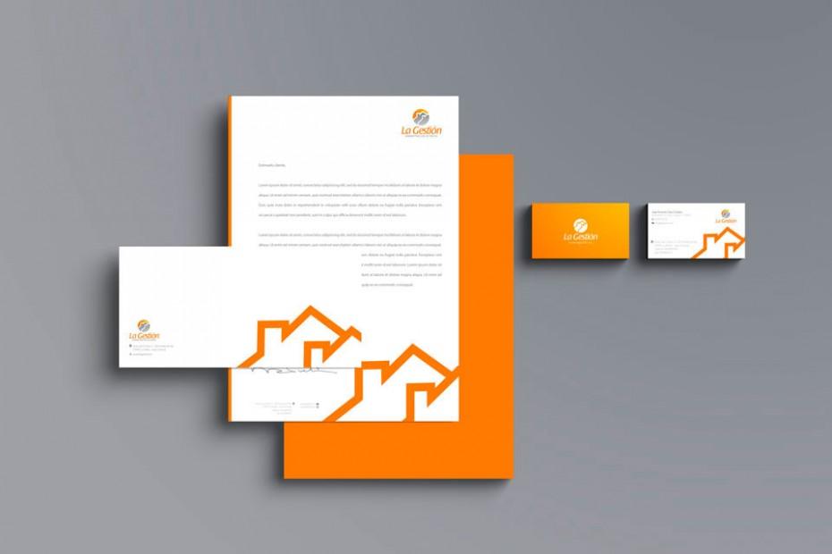 Branding - Diseño de papelería