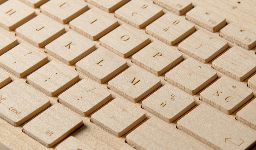 Orée crea el primer teclado artesanal