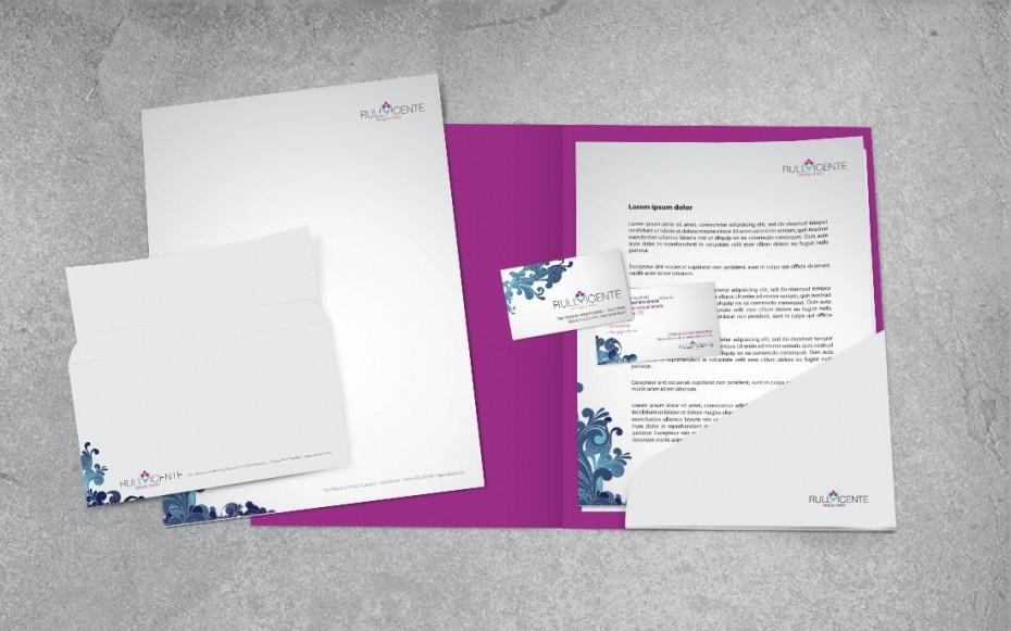 Imagen corporativa / Diseño de papelería