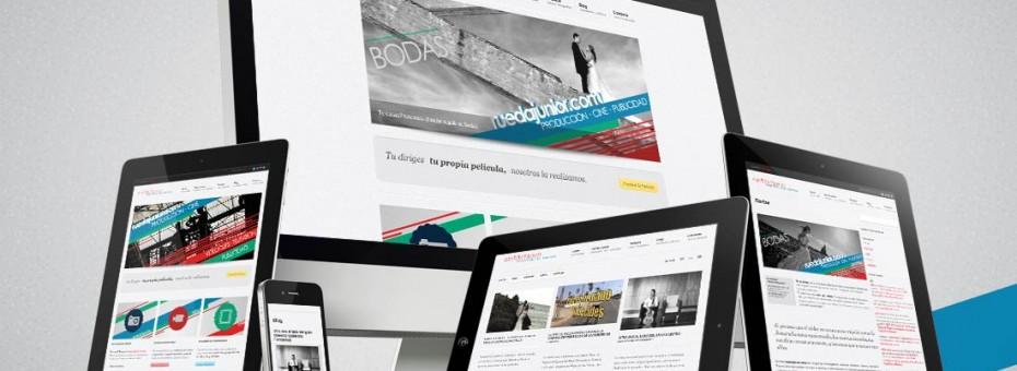ruedajunior.com - Diseño web adaptado a plataformas móviles