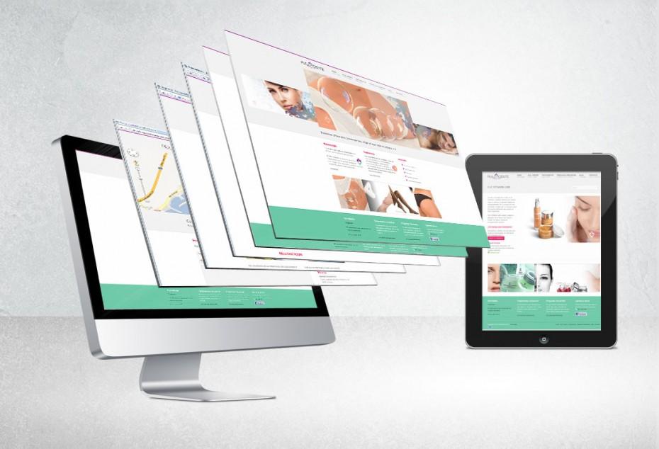 Diseño web / blog / integración con redes sociales