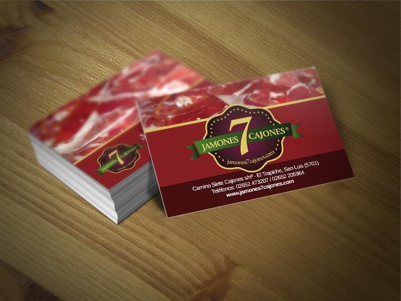 Imagen Corporativa / diseño de tarjetas corporativas
