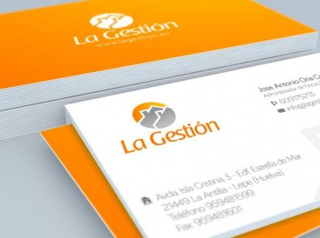 Branding - Diseño de tarjetas corporativas