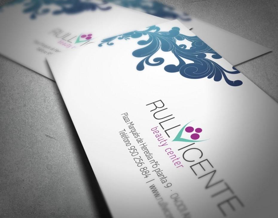 Imagen corporativa / Diseño e impresión de tarjetas corporativas