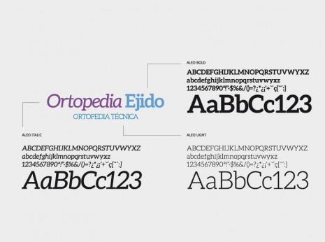 Diseño de logotipo - Búsqueda de tipografías corporativas