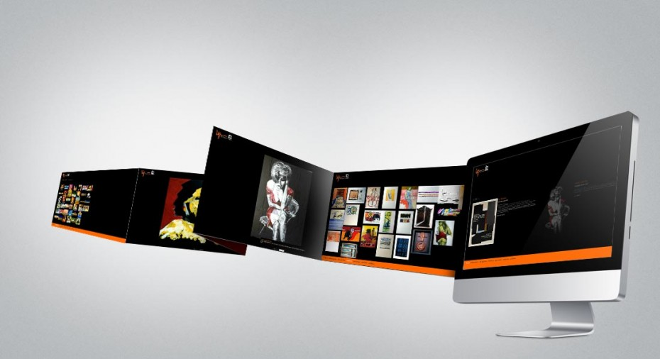 Diseño web pantallas